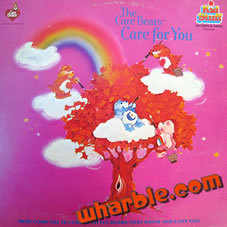 The Care Bears Care For You Record