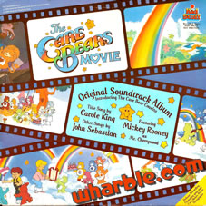 The Care Bears Movie Soundtrack