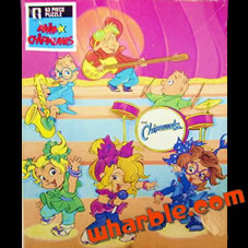 The Chipettes Puzzle
