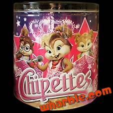 The Chipettes Tin Can