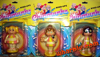 The Chipettes Wind-Ups
