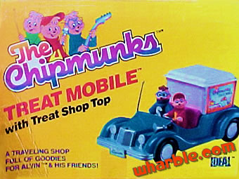 The Chipmunks Treat Mobile
