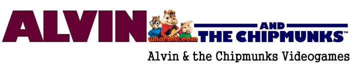 Alvin & The Chipmunks Videogames