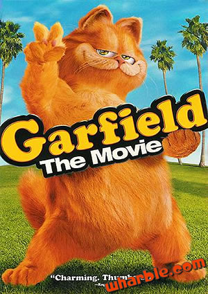 The Garfield Movie