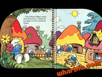 The Smurfs Book