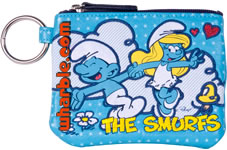 Smurf Coin Bag