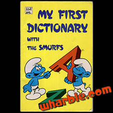 The Smurfs Dictionary