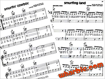 The Smurfs Sheet Music