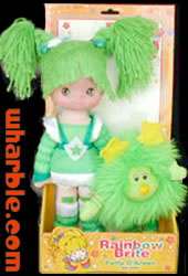 Toy Play Patty O'Green Doll & Lucky