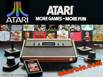 Vintage Atari System