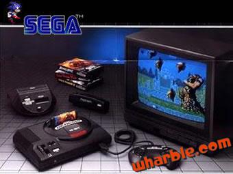 Vintage Sega System