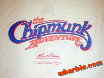 Vintage Alvin & the Chipmunks T-Shirt