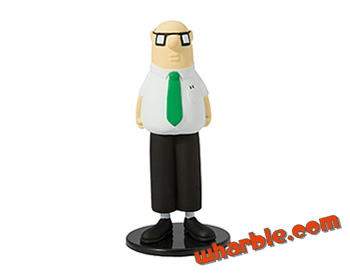 Wally Action Figure