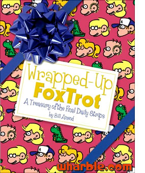 Wrapped-Up FoxTrot
