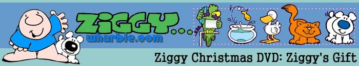 Ziggy's Gift DVD
